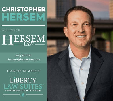 Liberty Law Suites Welcomes Founding Member Christopher Hersem
